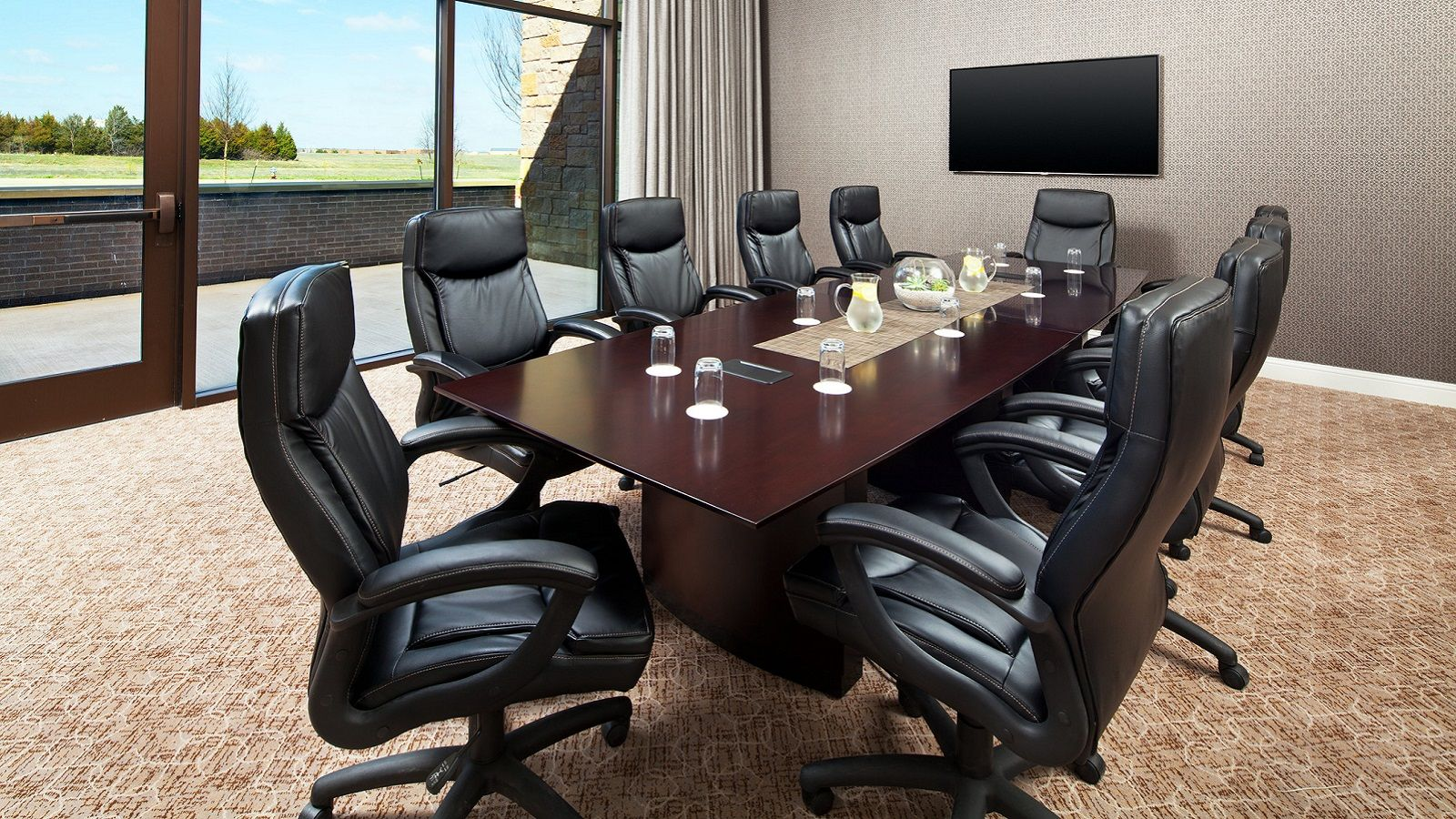 McKinney Events - Boardroom