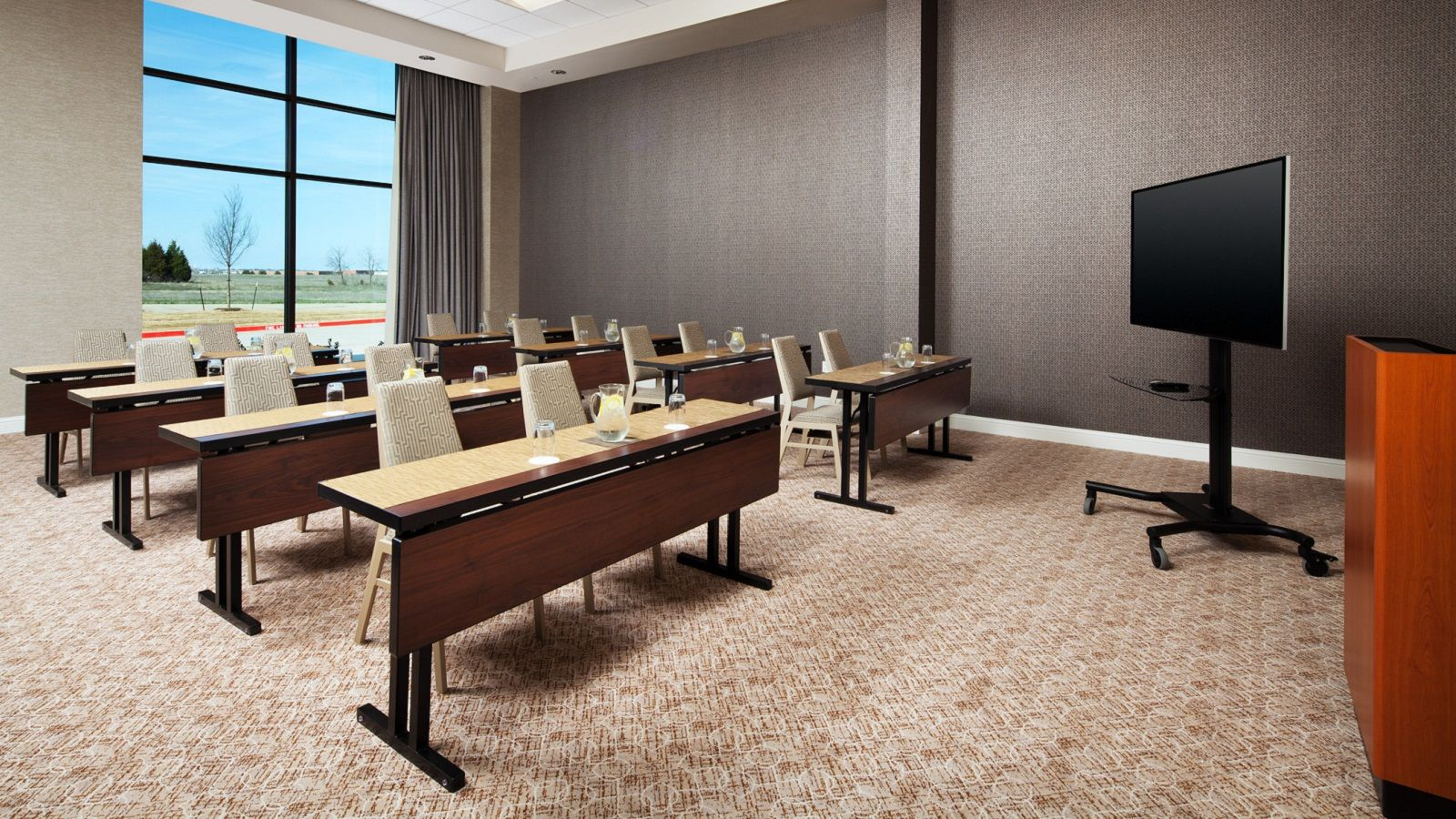 McKinney Events - Meeting Room